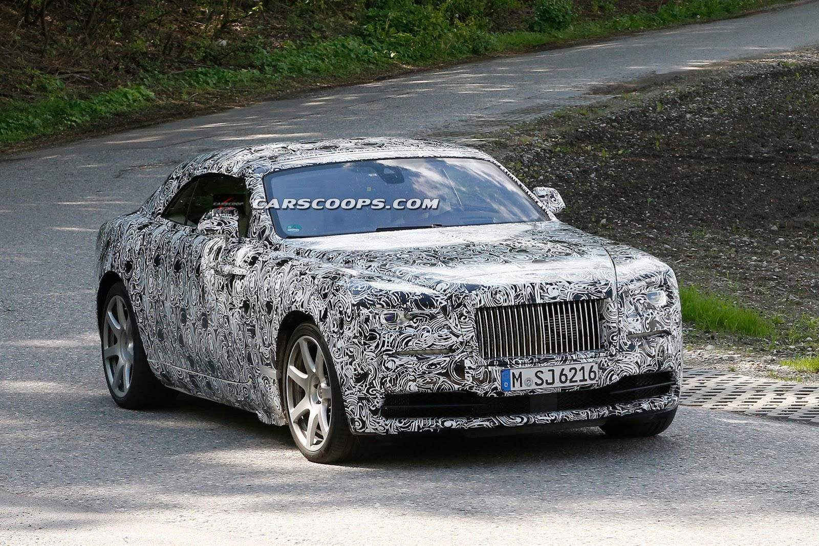 rolls royce confirms new wraith drophead coupe for 2016. Black Bedroom Furniture Sets. Home Design Ideas