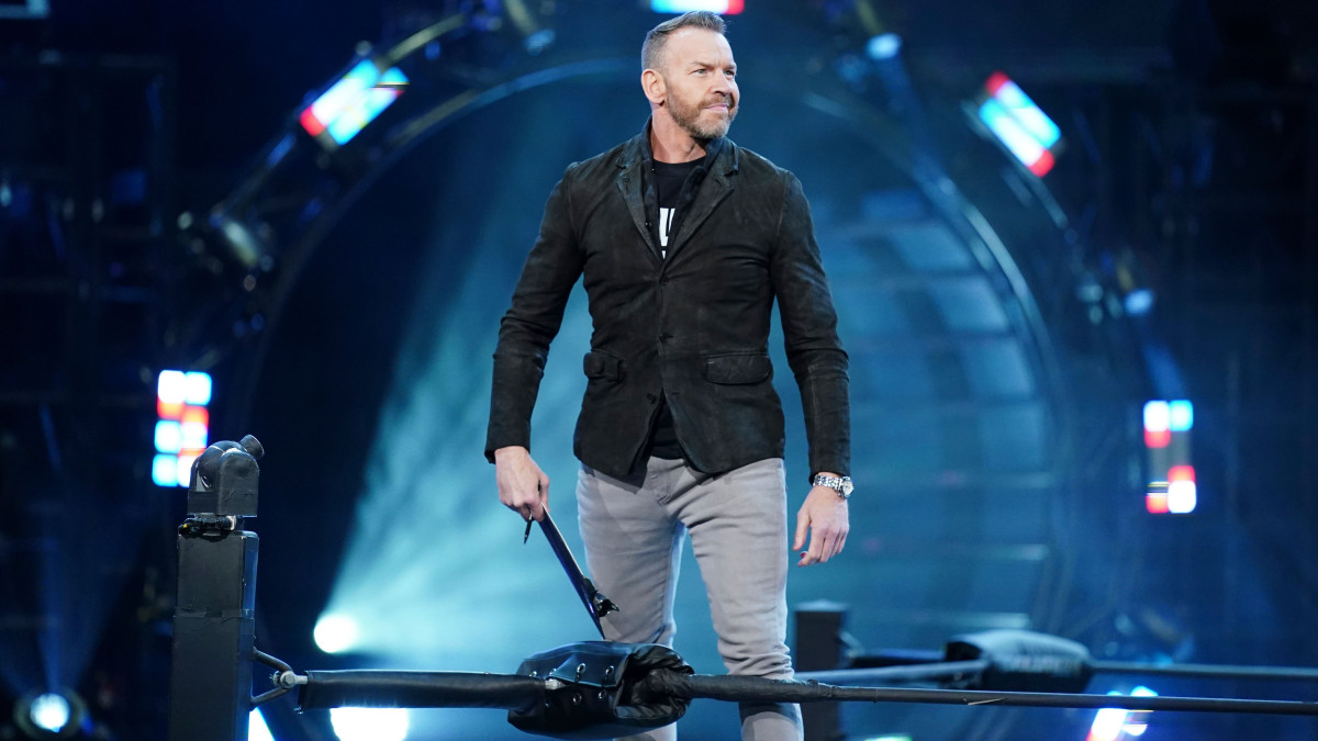 Christian Cage conquista o IMPACT World Championship