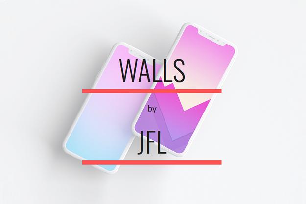 Walls by JFL - Μία φανταστική ιστοσελίδα με εκατοντάδες wallpapers για κάθε συσκευή