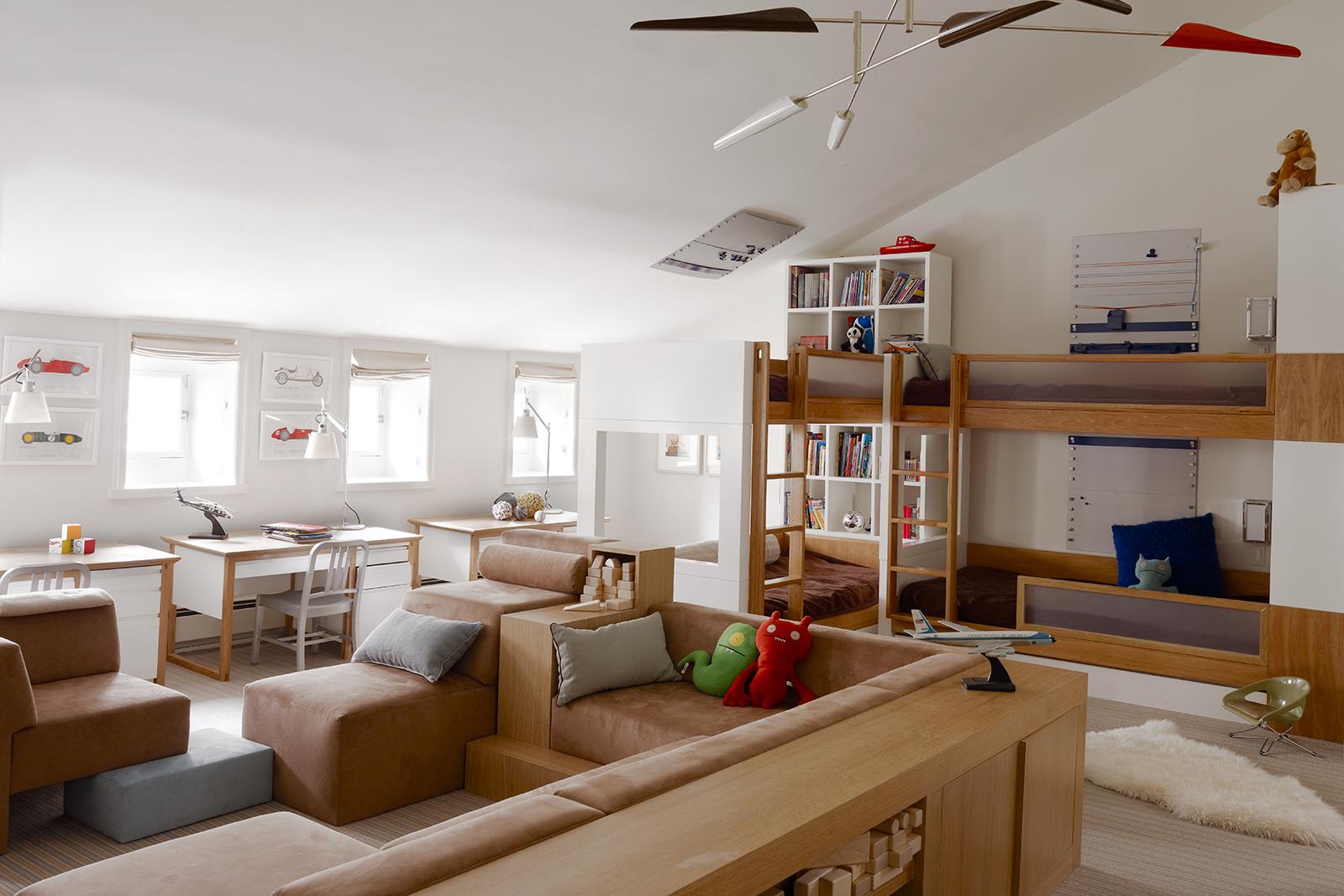 Detalhes do c u moderna casa em west village em manhattan for Teich design west village