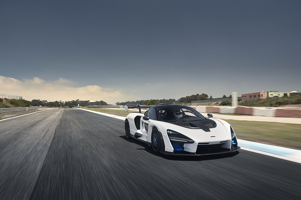 McLaren becomes the UK's fastest growing luxury car brand