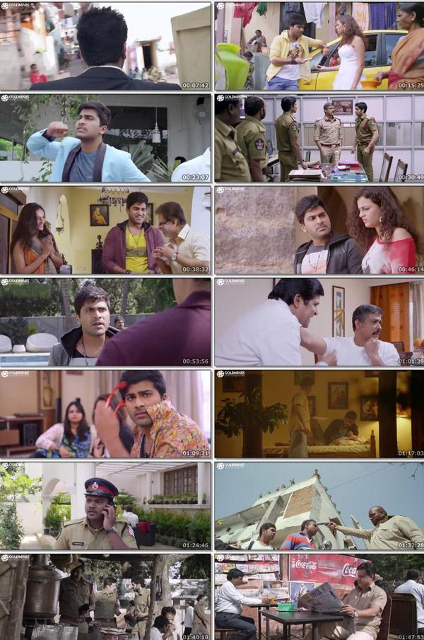 Download Run Raja Run 2019 ORG Hindi Dubbed HDRip 480p 400MB movie