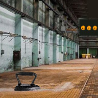 Abandoned Lost Factory Escape
