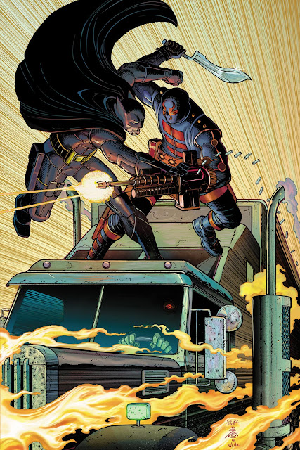 batman vs kgbeast