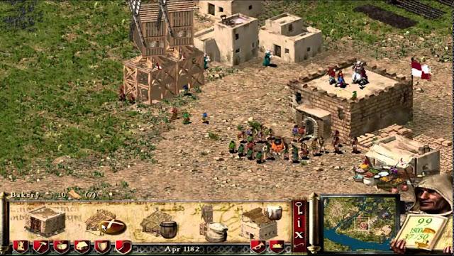 تحميل لعبة صلاح الدين القديمة stronghold crusader مضغوطة من ميديا فاير