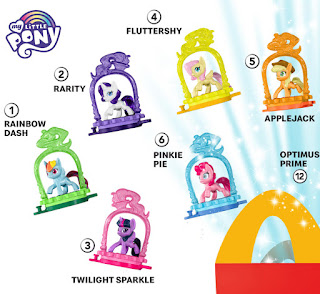 2021 MLP Happy Meal Update: Twilight Sparkle Exists!