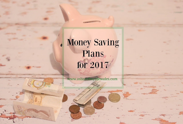 Money saving plans for 2017 - check out this blog post for up to date tips and tricks that are guaranteed to save you money this year