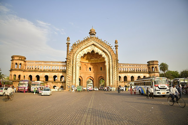 roomi gate Imambara Lucknow