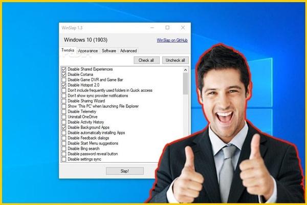 برنامج لا يتعدى 1 ميغا أنصحك به بشدة في كل مرة تقوم بتثبيت نظام التشغيل ويندوز 10