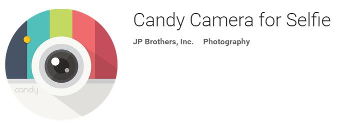 descargar candy camera apk