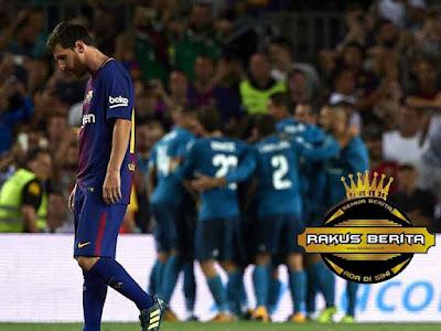 Barcelona Kalah Dari Real Madrid Di Pertandingan Piala Spanyol