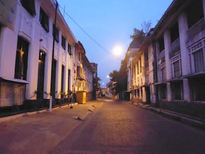Itinerary jelajah Semarang