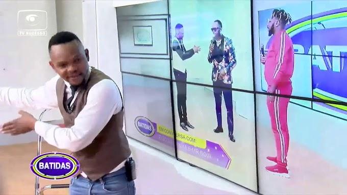 Há Chuva De Canais De Televisão Em Moçambique Sem Conteúdo