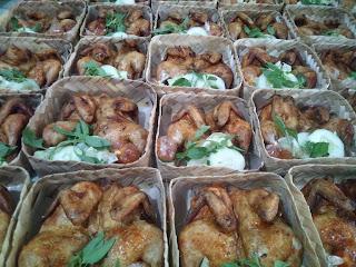 Ayam ater ater murah