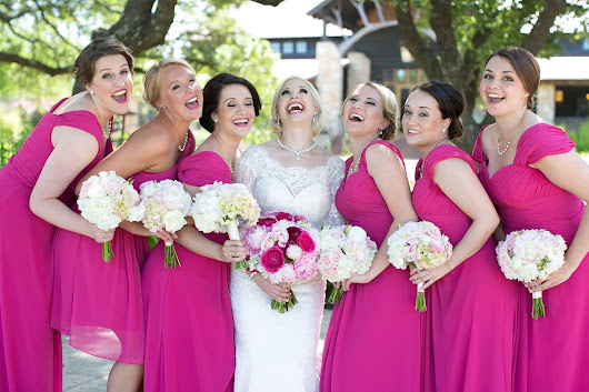 Real Wedding: StarDust Bride featured at Augusta Jones' Bride of the Moment