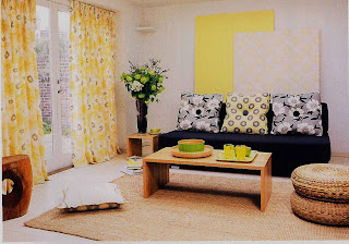 Urban Style Ruang Tamu