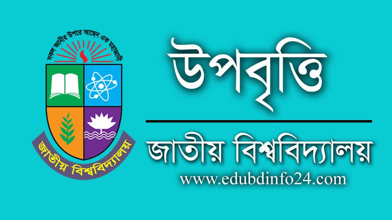 National university stipend 2020