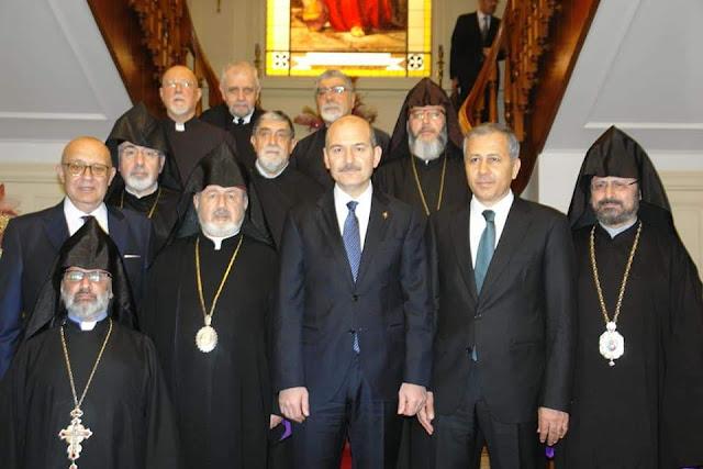 Turquía condiciona al Patriarcado armenio de Constantinopla
