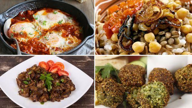 أسرار المطبخ المصري و نكهاته المختلفة: