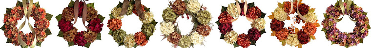 Wreaths by HomeHearthGarden.Etsy.Com