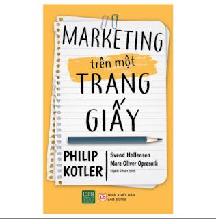 Marketing Trên Một Trang Giấy ebook PDF EPUB AWZ3 PRC MOBI