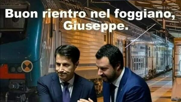 Salvini, Ci fai o Ci sei? Lettera Aperta di un foggiano che ti ha votato