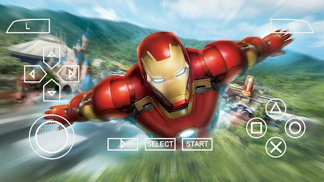 تحميل لعبه Iron Man 3 للاندرويد