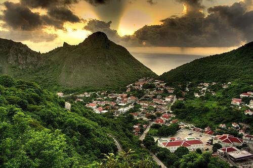 Saba Paysage