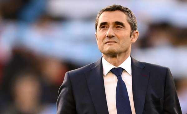 Bagaimana nasib Barcelona setelah Ernesto Valverde Mundur