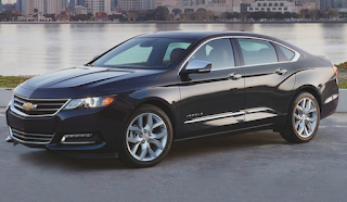 Chevrolet Impala 2019 Release Date