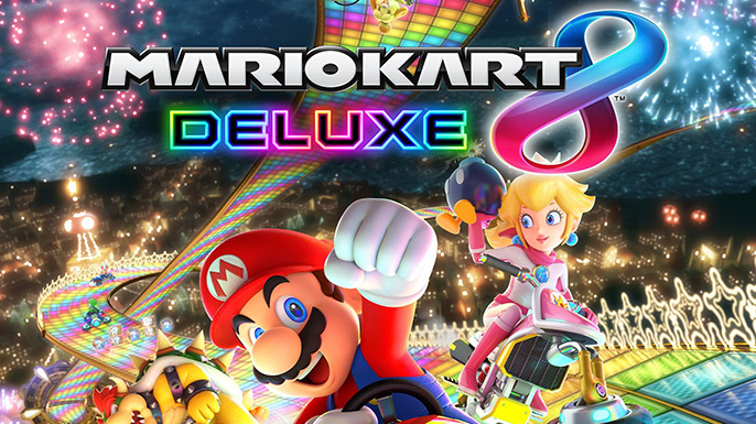 Comprar Mario Kart 8 Deluxe Black Friday
