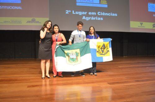 Baraúnas: Projeto de estudantes de escola estadual do RN representa o Brasil na grande feira de ciências de Los Angeles