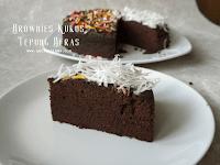 Resep Brownies Kukus Tepung Beras
