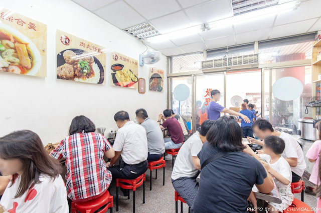 MG 2686 - 熱血採訪│台中30年知名老字號麵食館,用餐時段總是一位難求,經典一麵三吃還有麻醬任你加!