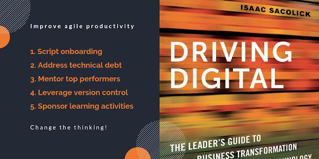 Improving agile productivity