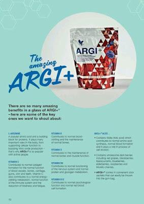 ARGI Plus from Forever FLP