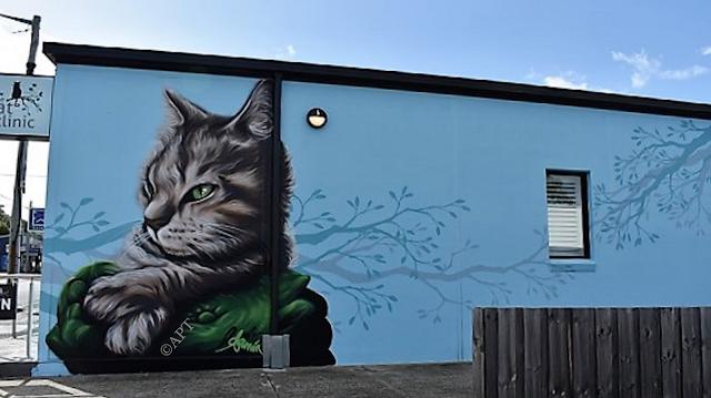 New Town Public Art | Street Art by Jamin