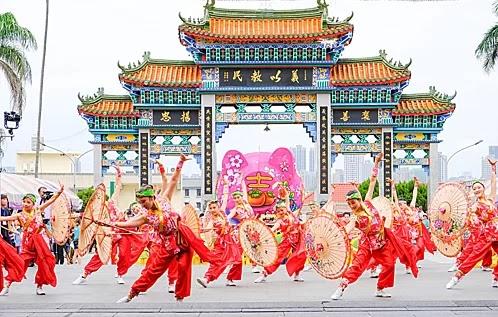 The autumn festivals in Taiwan
