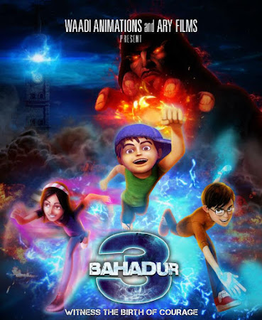 Poster Of Bollywood Movie 3 Bahadur (2015) 300MB Compressed Small Size Pc Movie Free Download worldfree4u.com