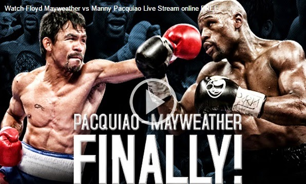 Pacquiao vs. Mayweather Free Livestream Online, Live Updates Philippines