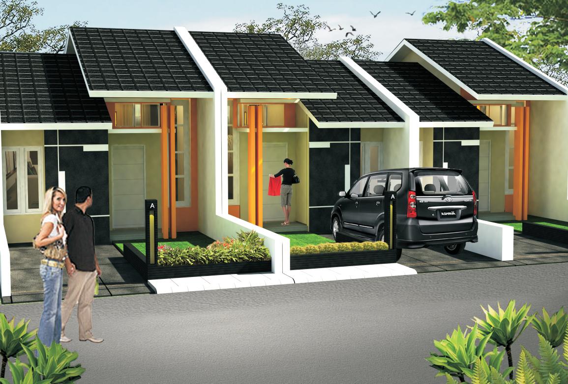 Contoh Desain Rumah Minimalis Tipe 45