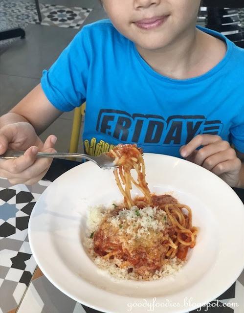 Marta's Kitchen KL -  Pasta