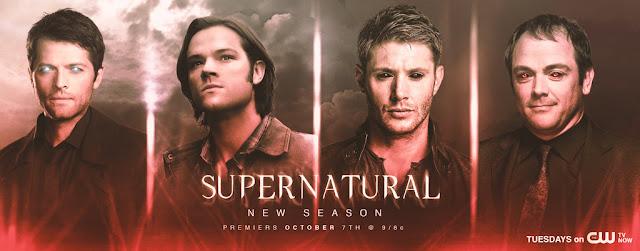 Supernatural S12E01 Legendado e Dublado