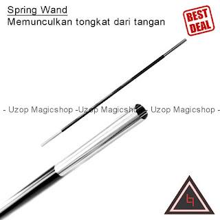 Jual alat sulap Spring Wand tongkat sulap