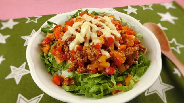タコライスは沖縄のご当地グルメ!簡単でおいしく作れるレシピ