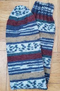 Sock Feb 7