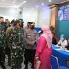 Panglima TNI dan Kapolri Ajak Civitas Akademik,  Pemuda Hingga Ormas Terlibat Aktif Percepatan Vaksinasi