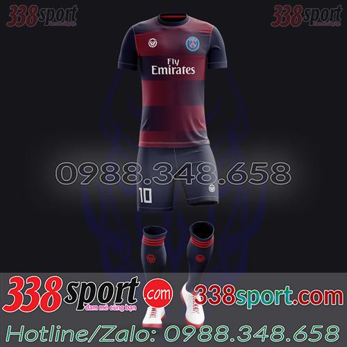 Áo PSG Đặt May Theo Yêu Cầu - Mã PSG 03