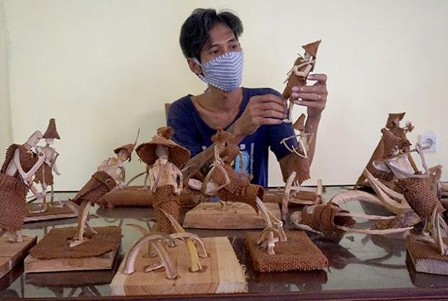 Pengolahan limbah sabut kelapa
