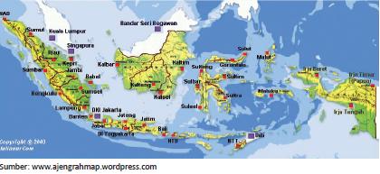 Selain itu, daratannya sangat luas yakni 1.922.570 km 2. Tabel 2 1 Pertanyaan Tentang Gambar Pkn Kelas 10 Sma Operator Sekolah